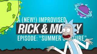 Rick és Morty előzetes