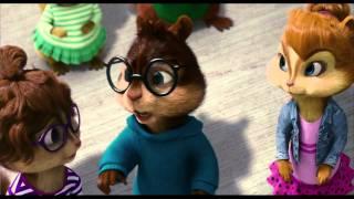 Alvin és a mókusok 3 előzetes