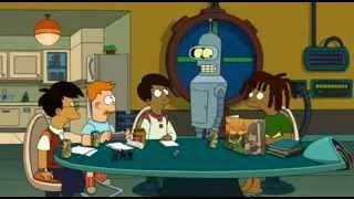 Futurama: Bender's Game előzetes