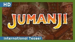 Jumanji előzetes