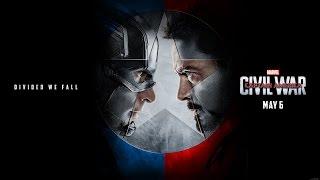 Amerika Kapitány: Polgárháború előzetes