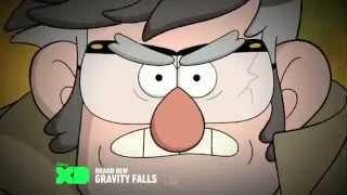Gravity Falls: Weirdmageddon előzetes
