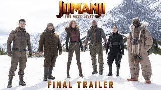 Jumanji: A következő szint előzetes