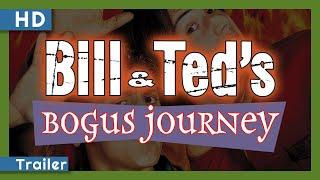 Bill és Ted haláli túrája előzetes