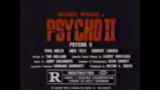 Psycho 2 előzetes