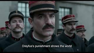 Tiszt és kém: A Dreyfus-ügy előzetes