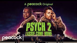 Psych 2: Lassie Come Home előzetes
