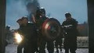 Amerika Kapitány: Az első bosszúálló előzetes