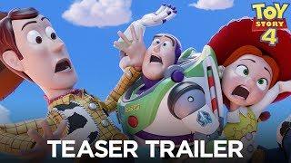 Toy Story 4. előzetes
