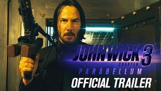 John Wick: Chapter 3 - Parabellum előzetes