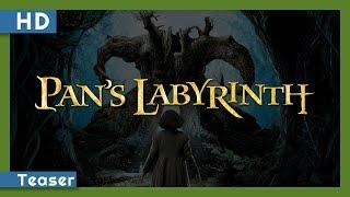 A faun labirintusa előzetes
