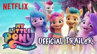 My Little Pony: Az új nemzedék előzetes
