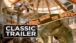 Jurassic Park előzetes