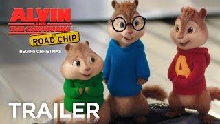 Alvin és a mókusok: A mókás menet előzetes
