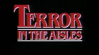 Terror in the Aisles előzetes