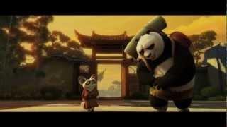 Kung Fu Panda előzetes