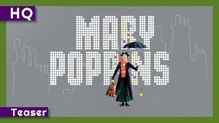 Mary Poppins előzetes