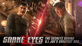 Kígyószem: G.I. Joe - A kezdetek előzetes