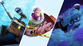 Pixar 25 Magic Moments előzetes