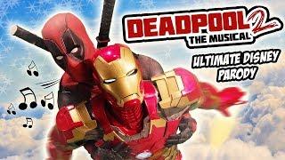 Deadpool The Musical 2 - Ultimate Disney Parody előzetes