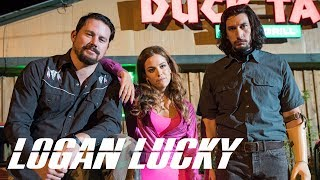 Logan Lucky - A tuti balhé előzetes