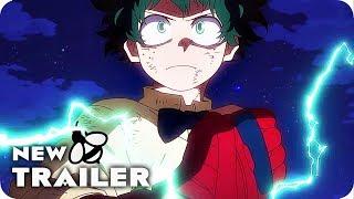 Boku no Hero Academia mozifilm: Két hős előzetes