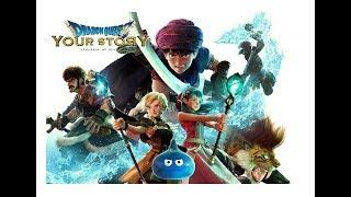 Dragon Quest: A te történeted előzetes