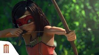 Ainbo - A dzsungel hercegnője előzetes