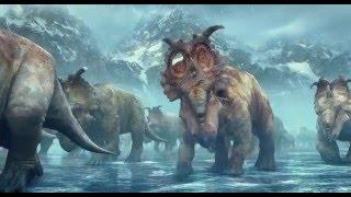 Dinoszauruszok, a Föld urai előzetes
