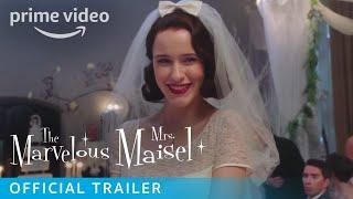 A csodálatos Mrs. Maisel előzetes