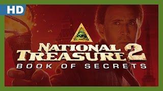 A nemzet aranya: Titkok könyve előzetes