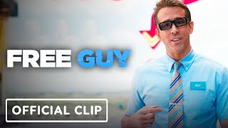Free Guy előzetes