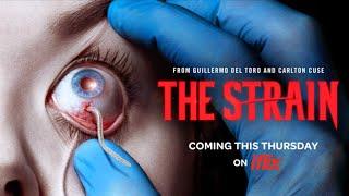 The Strain - A kór előzetes