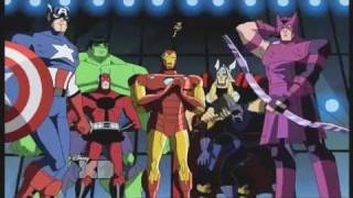 The Avengers: Earth's Mightiest Heroes előzetes