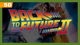 Back to the Future Part II előzetes