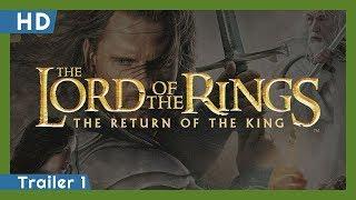 A Gyűrűk Ura: A király visszatér előzetes