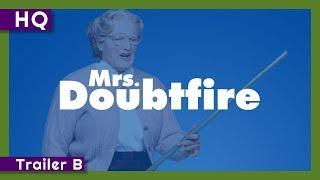 Mrs. Doubtfire - Apa csak egy van előzetes