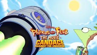 Phineas és Ferb a film: Candace az univerzum ellen előzetes