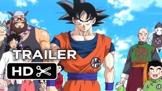 Dragon Ball Z Mozifilm 14 - Istenek csatája előzetes