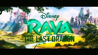 Raya és az utolsó sárkány előzetes