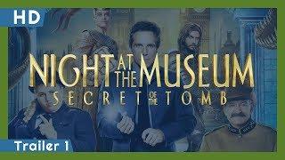 Éjszaka a múzeumban - A fáraó titka előzetes