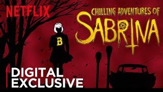 Sabrina hátborzongató kalandjai előzetes