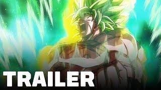 Dragon Ball Super Mozifilm -  Broly előzetes