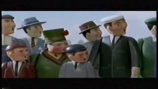 Thomas a gőzmozdony előzetes